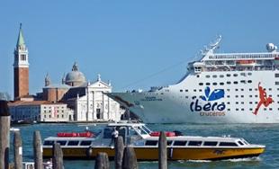 Kreuzfahrt im Mittelmeer - Venedig