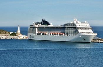 Kreuzfahrt zu den Balearen