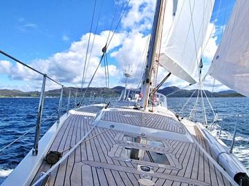 Yachting - Leinen los und in See stechen
