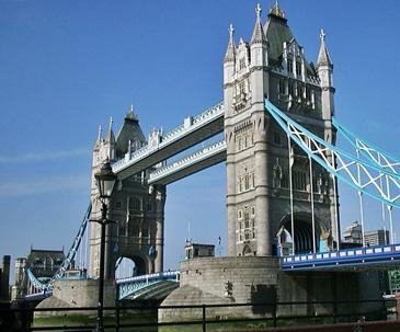 England-Kreuzfahrt - London